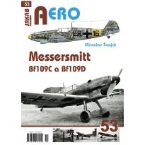 Jakab Aero Messerschmitt Bf 109C a Bf 109D