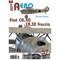 Jakab Aero Fiat CR.30 a CR.32 Freccia