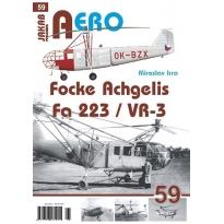 Jakab Aero Focke Achgelis Fa 223 / VR-3