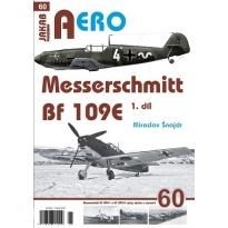 Jakab Aero Messerschmitt Bf109E 1.díl