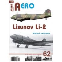Jakab Aero Lisunov Li-2