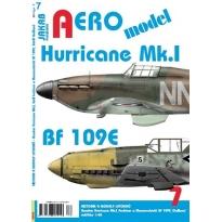 Jakab Aero Model Hurricane Mk.I a Bf 109E