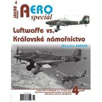 Jakab Aero Special Luftwaffe vs. Královské námořnictvo