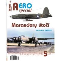 Jakab Aero Special Maraudery útočí