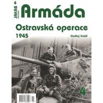 Jakab Armada Ostravská operace 1945
