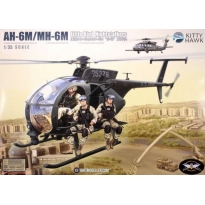 AH-6M/MH-6M Little Bird Nightstalkers (1:35)