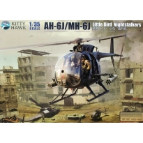 AH-6J/MH-6J Little Bird Nightstalkers (1:35)
