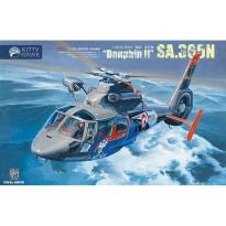 """""""Dauphin II"""" SA.365N (1:48)"""