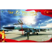"Su-35 ""Flanker-E"" China PLA AirForce Since 1949 (1:48)"