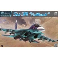 "Su-34 ""Fullback"" (1:48)"