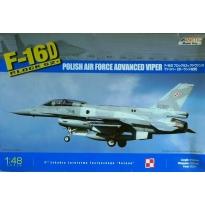 F-16D Block 52+ Polish Air Force Advanced Viperi (1:48)