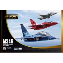 M-346 Master Advanced Fighter Trainer (1:48)