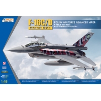 F-16C/D Block 52+ (Poland AF) (1:48)