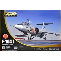 F-104J Starfighter J.A.S.D.F. (1:48)