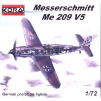 Me 209V-5 (1:72)