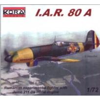 IAR- 80M (Jumo motor) (1:72)