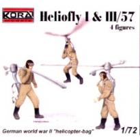 Helifly I/III - 4 szt. (1:72)