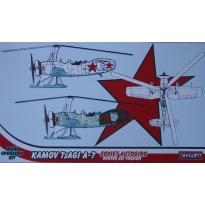 TsAGI(Kamov) A-7 Soviet autogiro ski version (NT) (1:72)