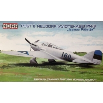 Post & Neudorf (Aviotehase) PN-3 (1:72)