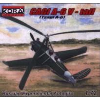 CAGI A-6 V-tail (1:72)
