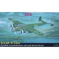 SAAB B-18A Recce (1:72)