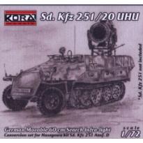 Sd. Kfz. 251/20 Uhu (1:72)