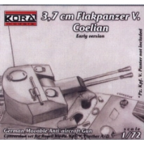 3,7 cm Flakpanzer V Coelian early (1:72)