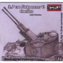 3,7 cm Flakpanzer V Coelian late (1:72)