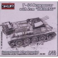 T-34 Bergepanzer w/2cm Drilling (1:72)