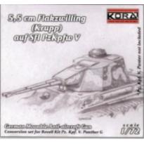 5,5cm Flakzwilling Krupp (1:72)