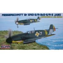 Messerschmitt Bf-109G-2/R-1 & G-6/R-1 Jagdbomber 4x50 (1:72)