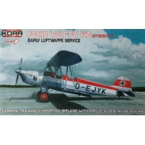 Focke Wulf Fw 44E Early Luftwaffe service (1:72)
