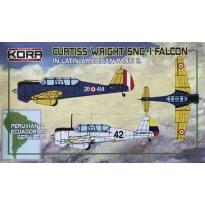 Curtiss Wright SNC-1 Falcon in Latin American service Part II (1:72)