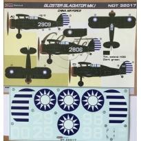 Gloster Gladiator Mk.I. China AF (1:32)