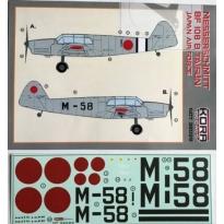 Messerschmitt Bf 108B Taifun Japan AF (1:32)