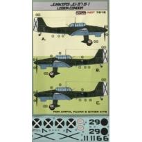 Junkers Ju-87B-1 Legion Condor (1:72)