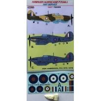 Hawker Hurricane PR Mk.I (RAF Service) (1:72)