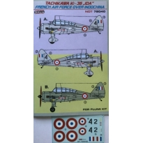 Mitsubishi Ki-36 French AF over Indochina (1:72)