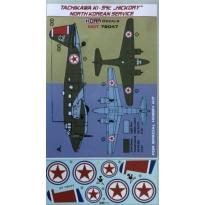 Tachikawa Ki-54C Hickory North Korea AF (1:72)