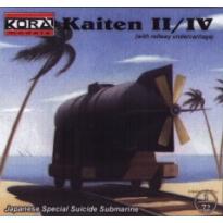 Kaiten II+IV (1:72)