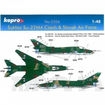 Su-22M4 Czech & Slovak Air Force (1:48)