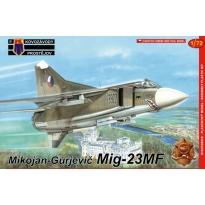 Mikojan-Gurjevic Mig-23MF (1:72)