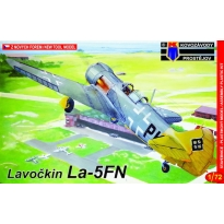 "Lavockin La-5FN ""Captured Planes"" (1:72)"