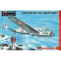 SNCAN NC.701 Martinet (1:72)