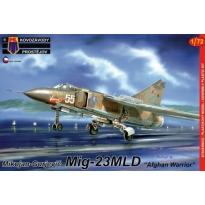 """Mikojan-Gurjevic Mig-23MLD """"Afghan Warrior"""" (1:72)"""