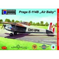 """Praga E-114B """"Air Baby"""" (1:72)"""