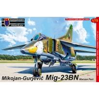 """Mikojan-Gurjevic Mig-23BN """"Warsaw Pact"""" (1:72)"""