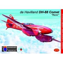 """de Havilland DH-88 Comet """"Racer"""" (1:72)"""