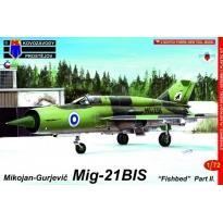 """Mikoyan-Gurjevic Mig-21BIS """"Fishbed"""" Part II.(1:72)"""