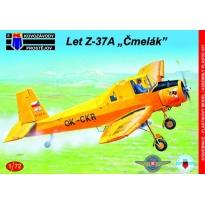 """Let Z-37A """"Cmelak"""" (1:72)"""